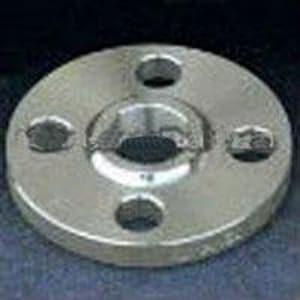 Merit Manufacturing 4 in. 150# Carbon Steel Flat Face Slip On Flange MER400