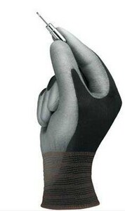 Ansell Occupational Healthcare HyFlex® Size 10 Glove in Grey Black A11600
