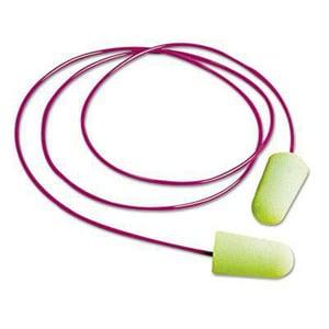 Moldex-Metric Corded Foam Disposable Ear Plugs (200 Pairs) in Green M6900