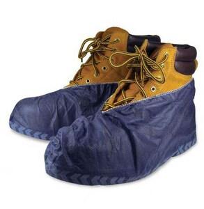 Shu-Bee's 40 Pair Waterproof Shoe Cover in Dark Blue SCSBSCWPDB