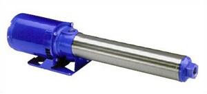Goulds Pumps GB Series 1 hp 7-Stage High Pressure Booster Pump G18GBC10 at Pollardwater