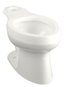 Kohler Wellworth® Elongated Toilet Bowl in White K4303-L-0