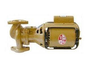 Bell & Gossett 1/12 hp Bronze Circulator Pump B106192LF