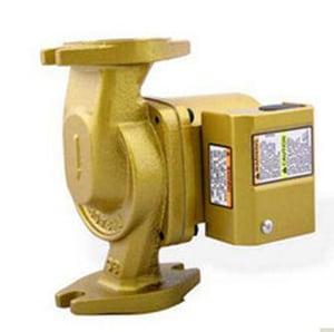 Bell & Gossett 1/25 hp 115V 22 gpm  Bronze Circulator Pump