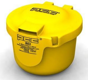 Pollution Control 6.5 gal. Load Line Container with 4 in. Coil PPCC301P