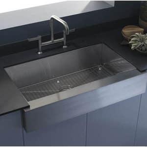 Kohler Purist® Two Handle Bridge Kitchen Faucet K7547-4