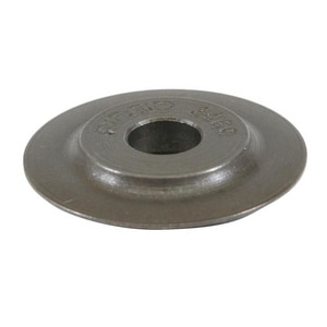 RIDGID Aluminum and Copper Cutting Wheel for 103, 104, 117, 150, 106, 152, 152P, 153P and 122 Cutters R33185 at Pollardwater