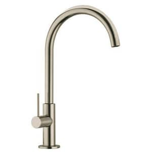 Fortis Single Lever Handle Bar Faucet in Brushed Nickel F7849200BN