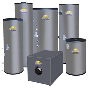 Crown Boiler Mega - Stor 80 gal Indirect Single Water Heater CMS79