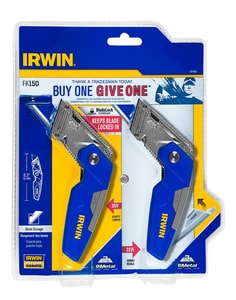 Irwin Industrial Tool 2-1/2 x 1-5/32 in. Knife I1874804