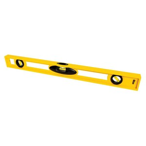 Stanley 24 in. High Impact Top Reading ABS Level S42468