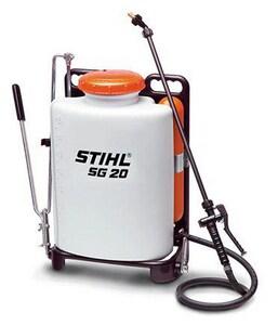 Stihl Backpack Spray in Orange, Grey and Black SSG20