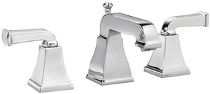 American Standard Town Square® Two Handle Widespread Bathroom Sink Faucet in Polished Chrome A2555821