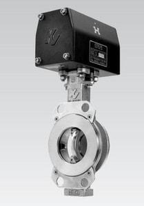 Pentair Valves & Controls K-Lok® 6 in. Carbon Steel RTFE Lever Handle Butterfly Valve P060362CSS1TSG1