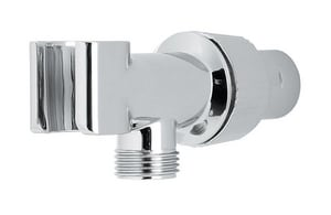 Pfister Hand Shower Arm Mount in Polished Chrome P016140