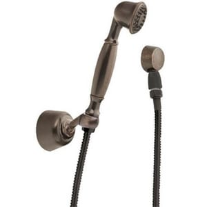 Moen Hand Shower Package with Hose and Integrated Dual-Check Valve in Oil Rubbed Bronze M3861