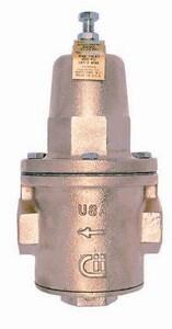 Apollo Conbraco 36H Series 1-1/4 in. 75# 400 psi Bronze FNPT Pressure Reducing Valve A36H20601
