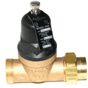 Apollo Conbraco 36E Series 75# 400 psig Bronze Union FNPT Pressure Reducing Valve A36E1101T