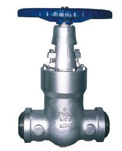 Neway Valve G1RA8 3 in. Cast Steel Flanged Gate Valve NG1RA8M