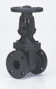 F-2885-M26 Cast Iron Flanged Gate Valve M2885M26