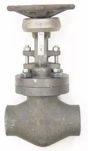 12443 Series 1/2 in. Forged Steel Threaded Rising Valve Stem Globe Valve V12443D