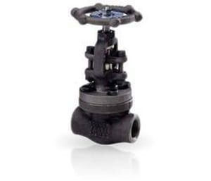 Bonney Forge 1-1/2 in. Forged Steel Threaded Globe Valve BHL31TJ