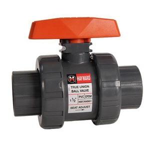 TB Series 1/4 in. PVC Full Port Socket 250# Ball Valve HTB1025S at Pollardwater