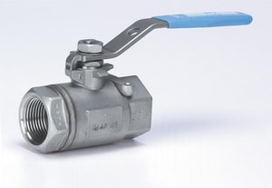 22 Series 1/4 in. Stainless Steel FNPT 2000# Ball Valve M22SS0R02LOB