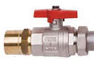 Heatlines 1 in. 145 psi Brass Pressure Reducing Valve HH4700