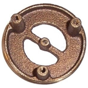 Wilkins Regulator Bonnet 1/2 - 1 in. Brass Valve Repair Part W72120