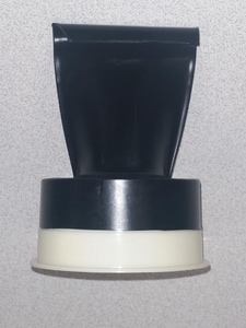 Proset/Provent 3 in. Cast Iron Pipe Molded Covers PTG33IP