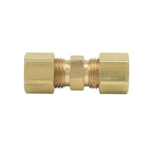 PROFLO® 1/4 in. OD Compression Brass Union PFXCUBN