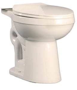 PROFLO® Jerritt Series 1.6 gpf Elongated Toilet Bowl in Biscuit PF1403TBS