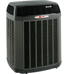 Trane XL16i 2 Ton 16 SEER Single-Stage R-410A Heat Pump Condenser T4TWX6024H1000B