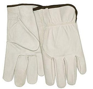 Premium Cowhide Leather Drivers Glove Small Pair M3214S at Pollardwater