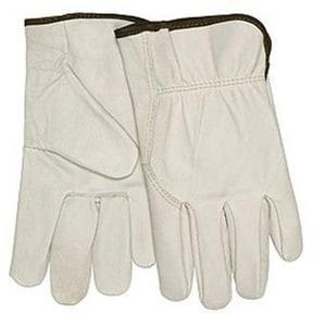 Premium Cowhide Leather Drivers Glove Large Pair M3214L at Pollardwater