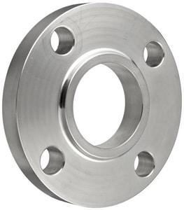 Slip-On 150# 304L Stainless Steel Raised Face Flange IS4LRFSOF