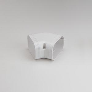 Rectorseal Slimduct® Skf 45 FLT Elbow 100 White REC86112