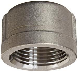 1 in. Threaded 150# 304L Stainless Steel Cap IS4CTCAPG