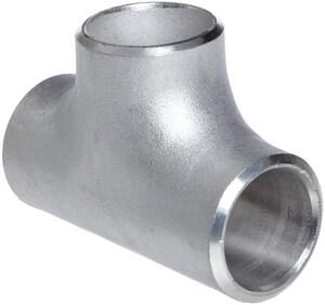 1/2 in. Weld Schedule 10 304L Stainless Steel Tee IS14LW