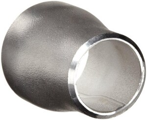 1-1/2 x 1-1/4 in. Butt Weld Schedule 10 304L Stainless Steel Concentric Reducer IS14LWCR