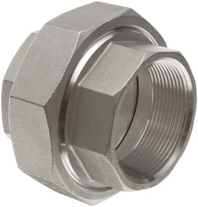Threaded 150# 304L Stainless Steel Union IS4CTU