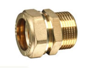 Tribal Manufacturing 1/2 x 1/2 in. PEX Coupling TPEXLFC