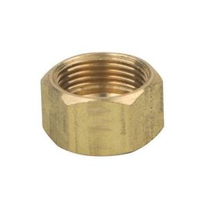 BrassCraft OD Compression Brass Cap B61CPX