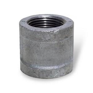 1/8 in. Threaded Carbon Steel Weld Straight Half Coupling IBSHCSTA