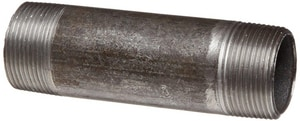 1-1/4 x 4-1/2 in. Extra Heavy Carbon Steel Nipple IBXNHR