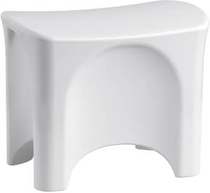 Sterling Accord® Shower Seat in White S721861040