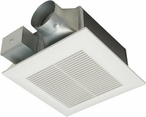 Panasonic WhisperFit® EZ 110 CFM Bathroom Exhaust Fan in White PANFV0811VF5