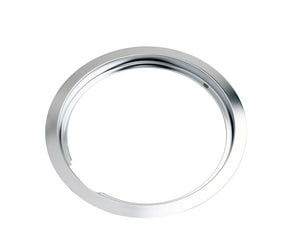 PROSELECT® Universal Ring for Drip Pan in Polished Chrome 6 Pack PSDPRU6