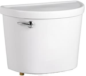 American Standard Champion® Pro™ 1.28 gpf Floor Mount Toilet Tank in White A4225A154020